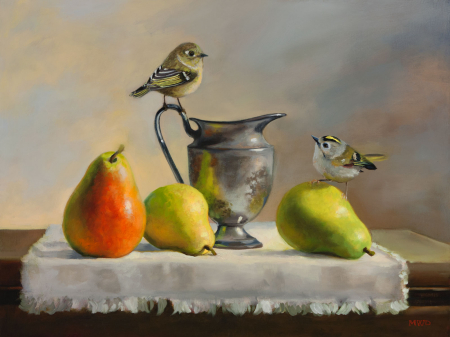 Kinglet Pair (Sold)